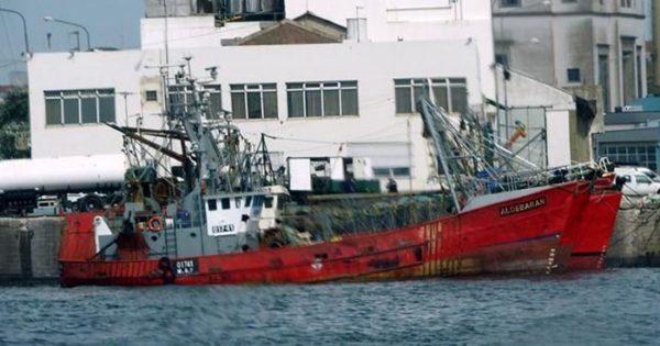 """Otra vez el Aldebarán: la tripulación se bajó porque es """"totalmente inestable"""""""