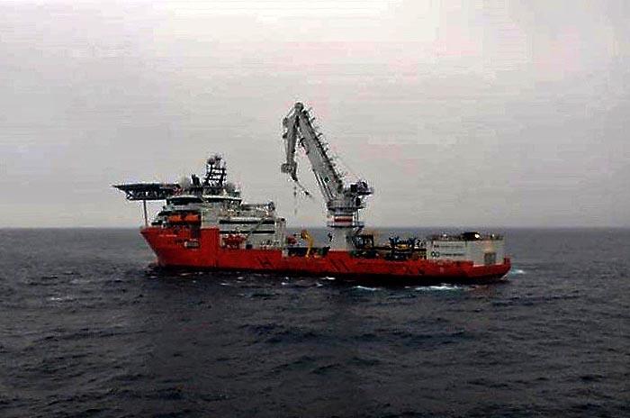Búsqueda del ARA San Juan: a la espera de la extensión del contrato