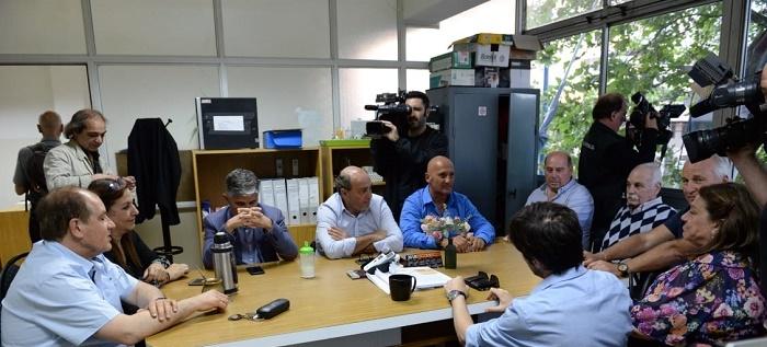 Municipales: fracasó la reunión y se dictó la conciliación obligatoria