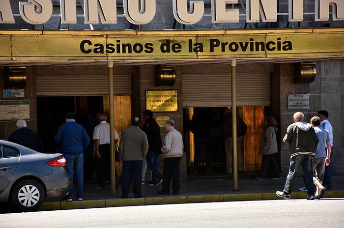 Casino Central: sin acuerdo, anuncian un paro por los despidos
