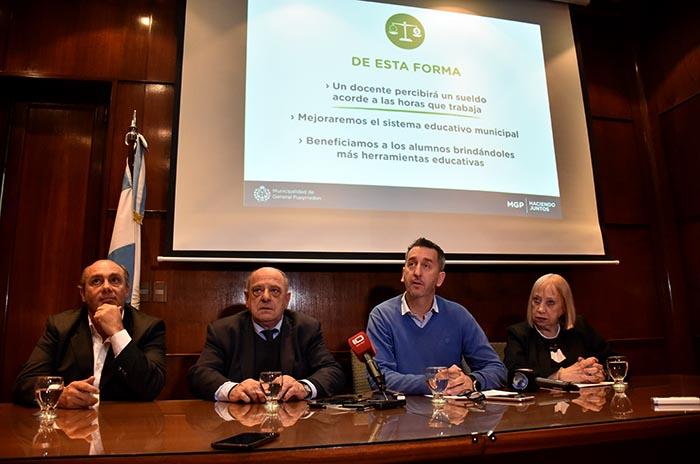 Pemat, el plan para compensar la quita de bonificaciones a docentes