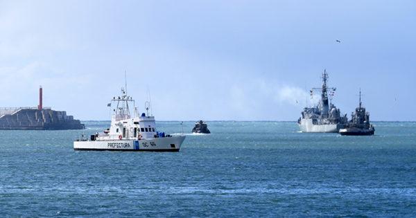 Prefectura homenajeó a los 44 tripulantes del ARA San Juan