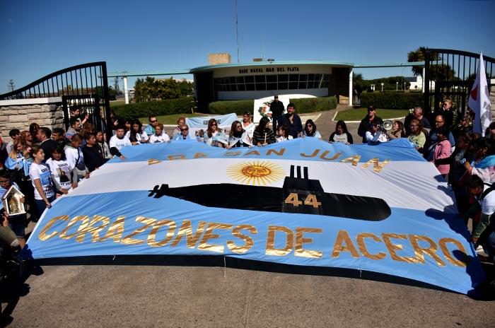 """ARA San Juan: """"Nuestro dolor no para, continúa, y las dudas también"""""""