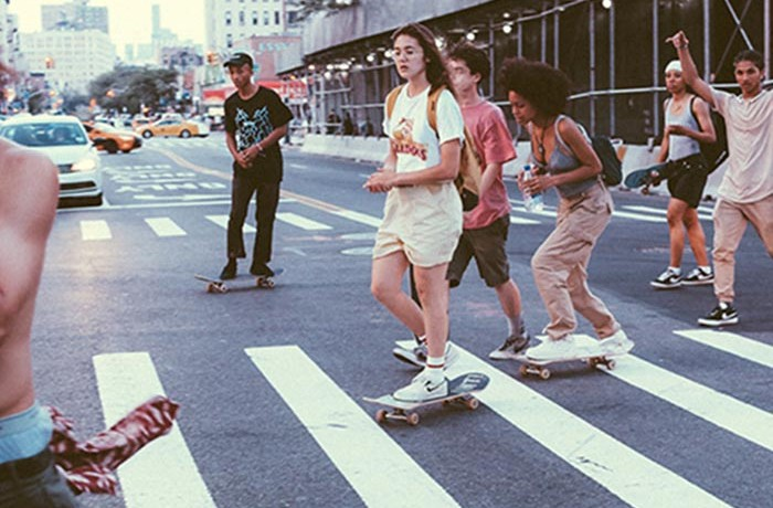 Festival Internacional de cine Skate Kitchen2