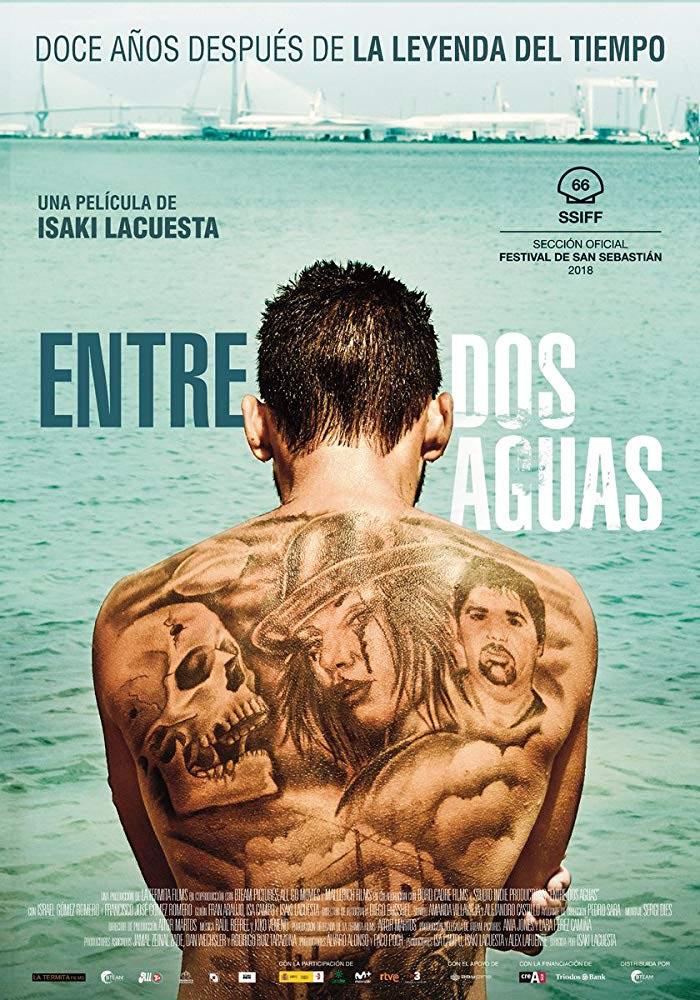 Festival Internacional de cine entre dos aguas poster