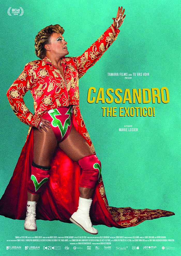 Festival internaional de cine Cassandro The Exotic