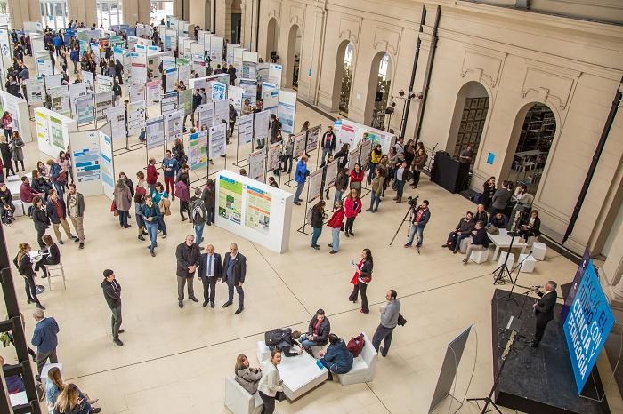 """Con más de 900 participantes finalizó """"Investigar UNMdP"""""""