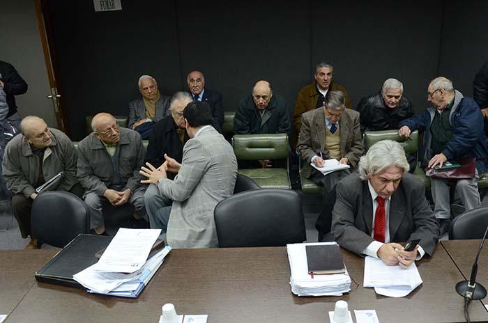 Lesa humanidad: confirman condenas a nueve represores