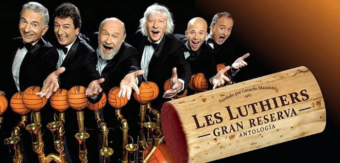 Les Luthiers Gran Reserva