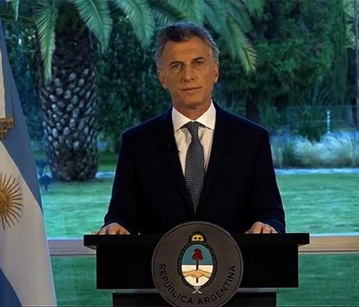 """Macri: """"Estamos comprometidos con la verdad desde el primer día"""""""