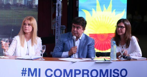 """Espinoza y Magario lanzaron """"un nuevo espacio para gobernar la Provincia"""""""