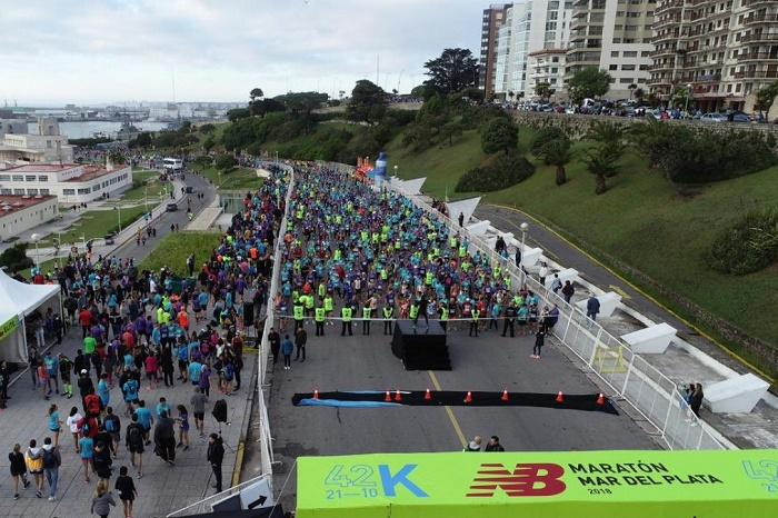 Maratón: para el Municipio no hubo fallas en la asistencia médica