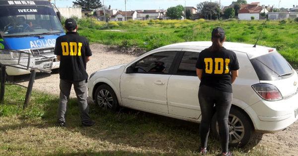 Dos detenidos por el violento asalto a un subcomisario