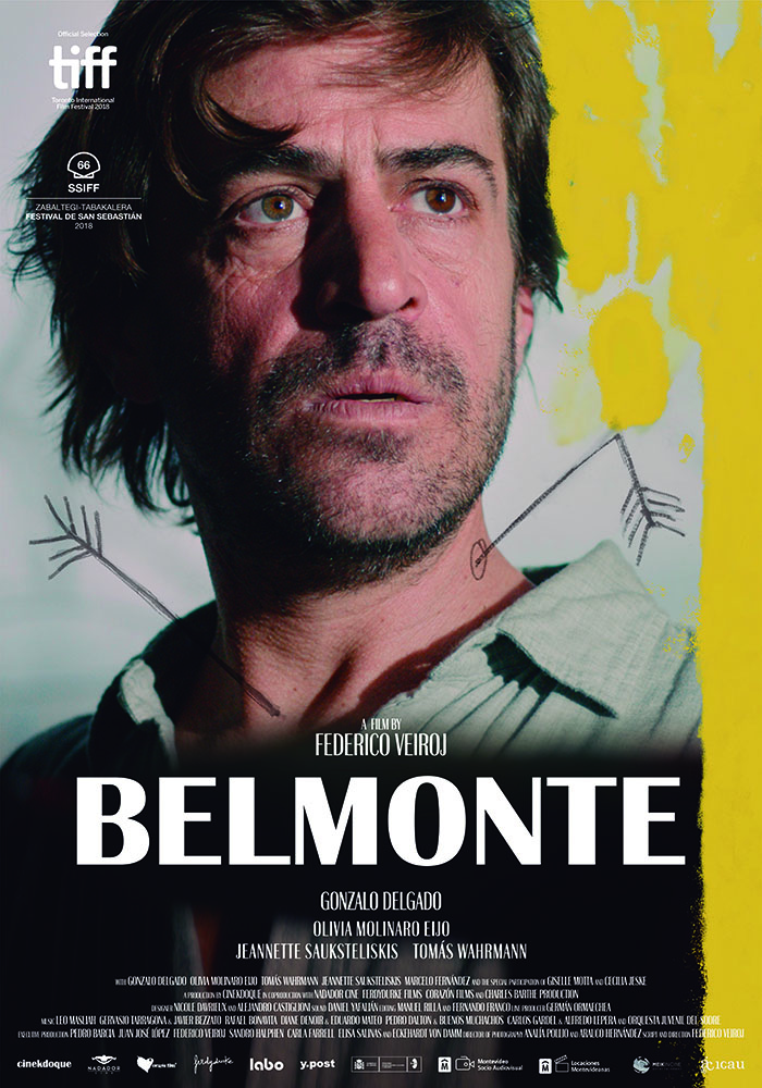 Poster Belmonte festival internacional de cine