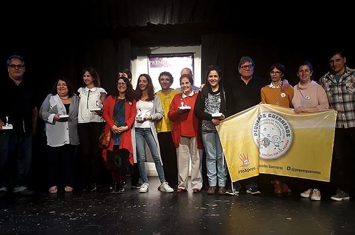 Se entregaron los premios Alfonsina 2017