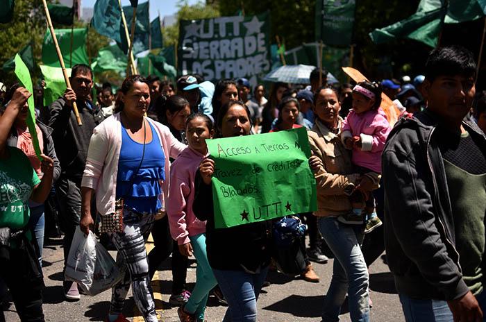 Otra nueva jornada de múltiples protestas en la Municipalidad