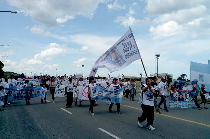 Rigel: nueva marcha y acampe a cinco meses del hundimiento