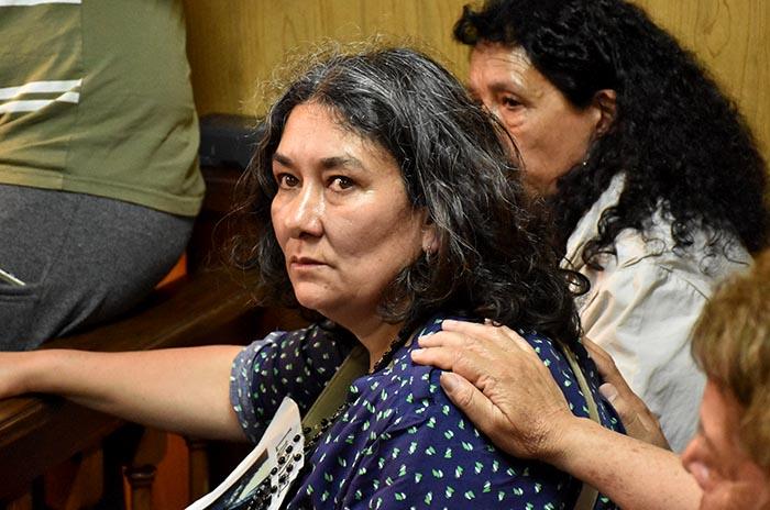 """Marta Montero: """"Para la Justicia, a Lucía nadie la mató; es una burla"""""""