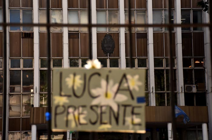 """Crimen de Lucía Pérez: """"Eso no es justicia, es sexismo e impunidad"""""""