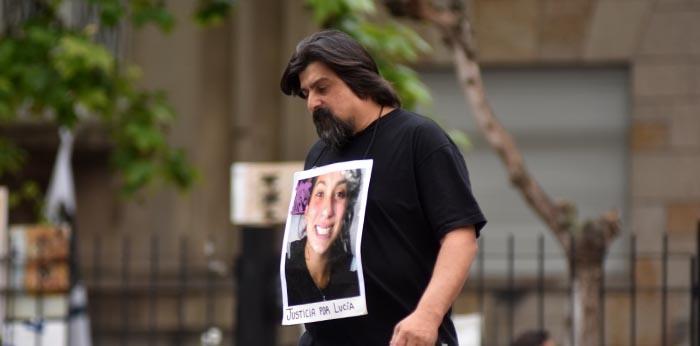 Lucía Pérez: malestar de la familia con el subsecretario de Salud