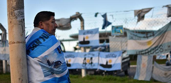 ARA San Juan: verificarán el área de los posibles golpes de casco