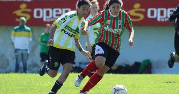 Se disputó la segunda fecha del Torneo Apertura de fútbol femenino