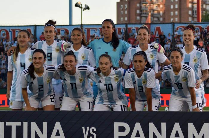 argentina panama afa