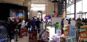 La Expo Mondelez reunió a miles de personas en Mar del Plata