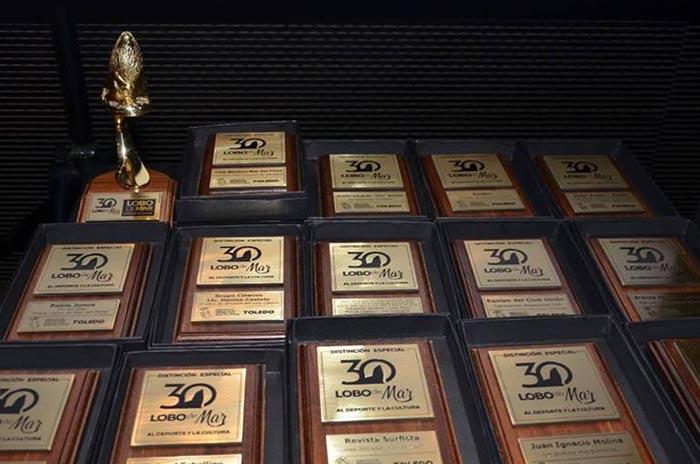 Presentaron las ternas para los 30° Premios Lobo de Mar