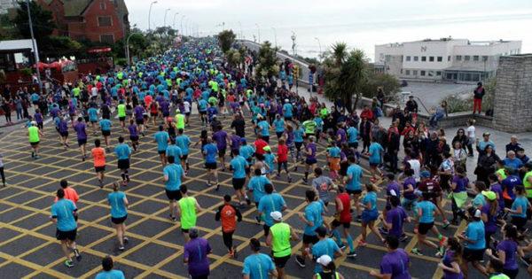 Sofía Luna y Luis Molina ganaron el Maratón de Mar del Plata