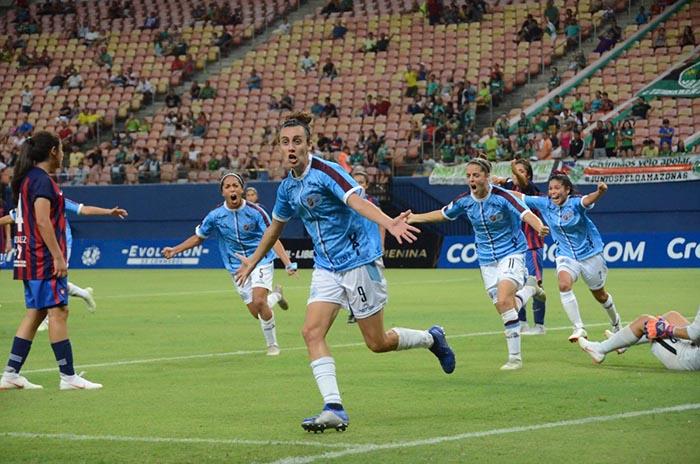Delgado sumó minutos en el debut de UAI Urquiza en la Libertadores