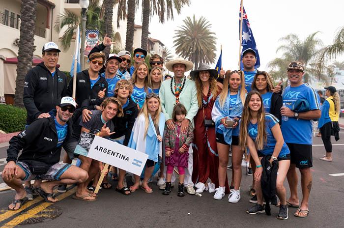 Argentina terminó el Mundial de Surf junior entre los 15 mejores