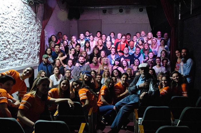 El teatro independiente lanzó la temporada 2019