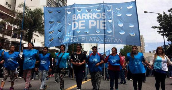 """Nueva marcha por una """"situación social explosiva"""""""