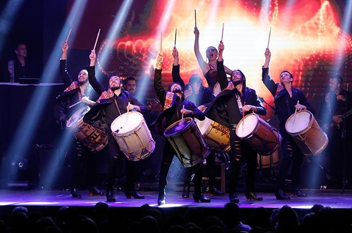 Bien Argentino prensa bailarines