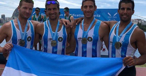 Remo: los hermanos Rosso participarán de la Copa del Mundo