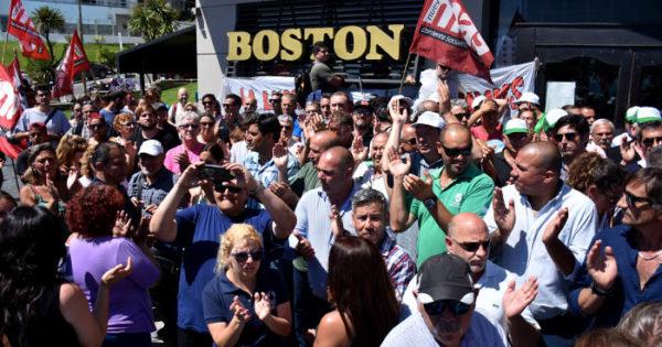 Boston: tras la tensión, expectativa de continuidad laboral