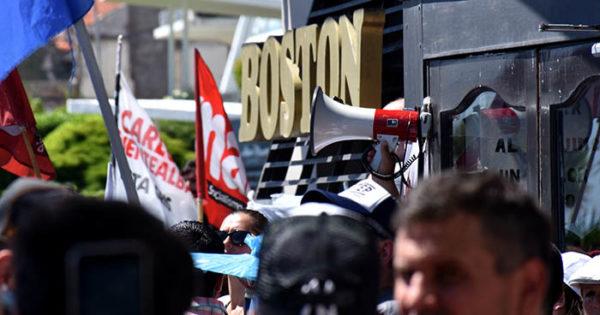 Boston: de los 14 trabajadores, solo 7 seguirán en la nueva firma