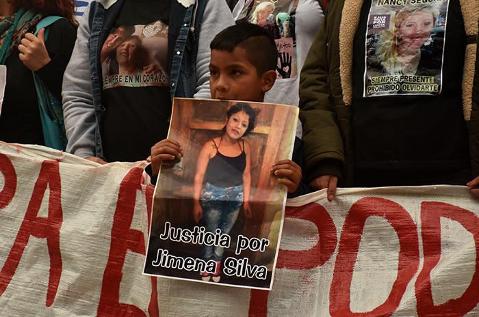"""Femicidio de Jimena Silva: """"Le hacía vivir un calvario"""""""