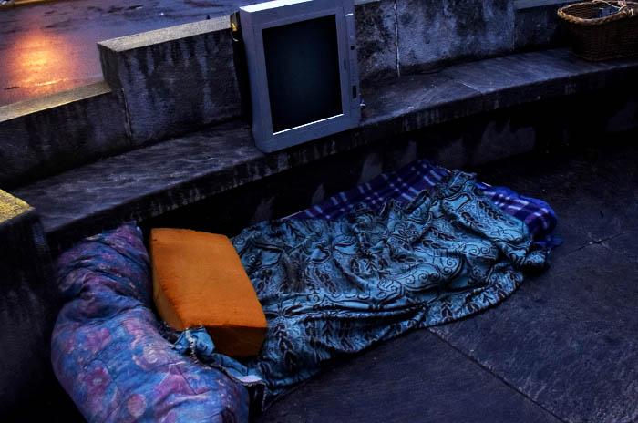 Situación de calle: en medio de la ola polar, solidaridad y asistencia