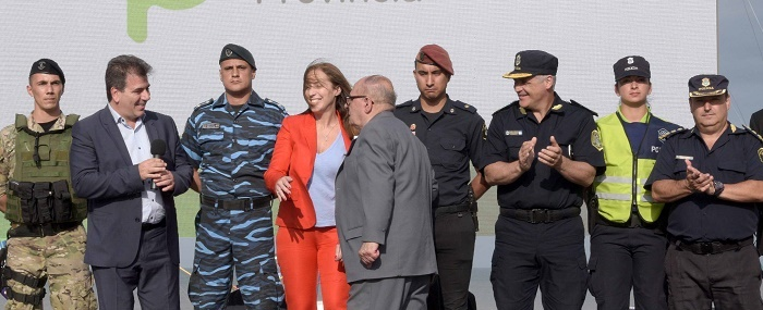 """Operativo Sol: Arroyo le pidió a Vidal """"no descuidar a los barrios"""""""