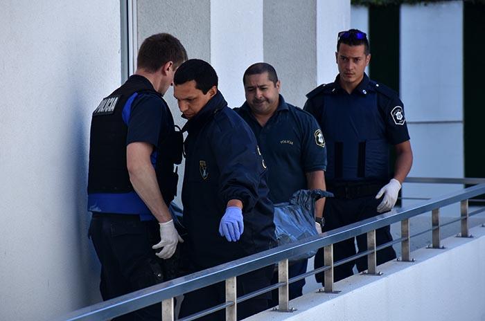 HOMICIDIO Y SUICIDIO EDIFICIO LIBERTAD Y SALTA MANOLO  (13)