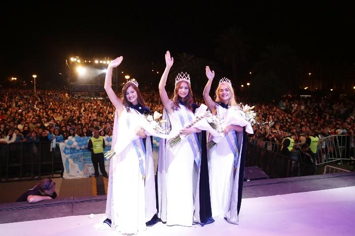 Victoria Candela es la nueva Reina Nacional del Mar