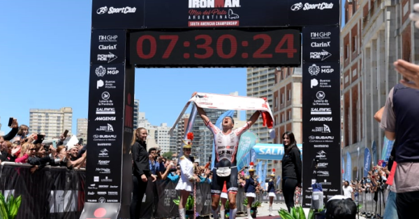 El Ironman Mar del Plata 2019 ya tiene fecha