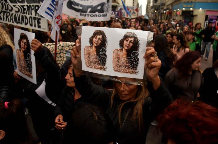 Paro de mujeres: el grito de justicia por Lucía, por todas