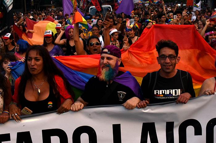 """Derechos LGBTIQ: """"Estamos en una época de retroceso notorio"""""""