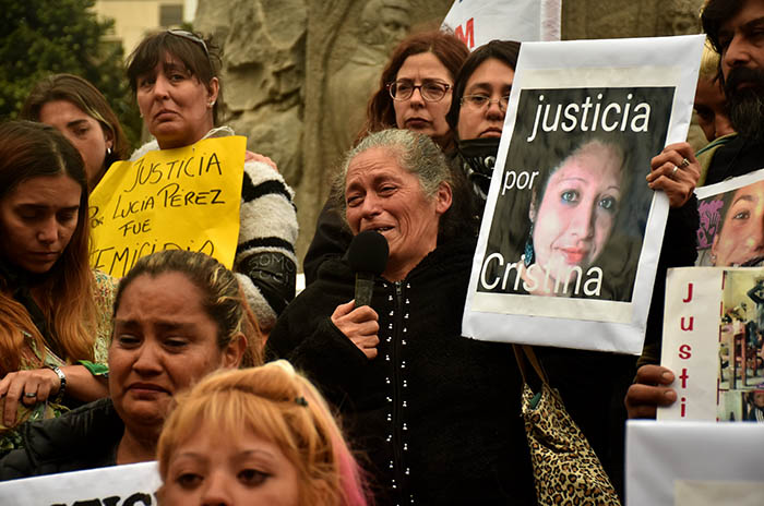 Femicidio de Cristina Fuentes: a un año, marcha para exigir justicia