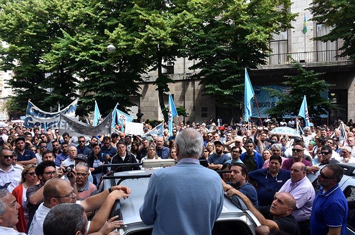 Municipales: dictaron una nueva conciliación obligatoria