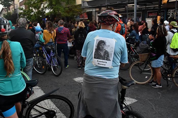 """""""Mirá para atrás"""", una bicicleteada masiva para tomar conciencia"""
