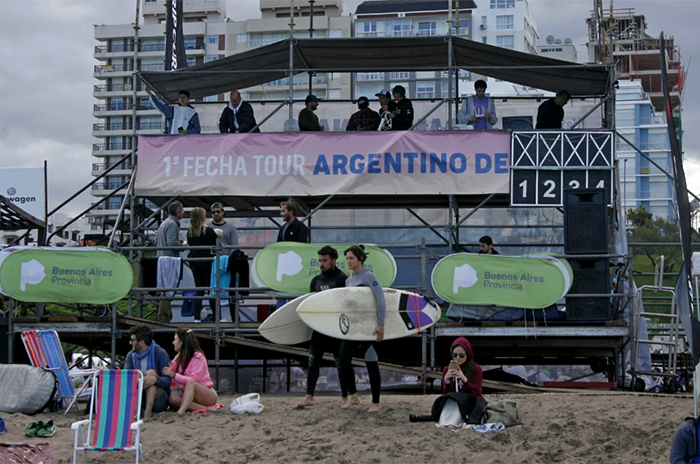 Surf: todo listo para el arranque de la segunda fecha del Nacional